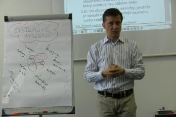Workshop Systémové myšlení