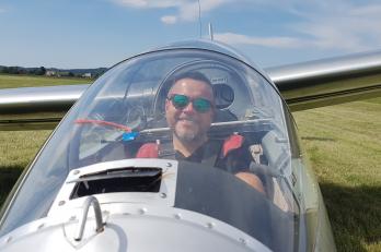 Pilot kluzáku