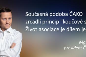 Prezident České asociace koučů