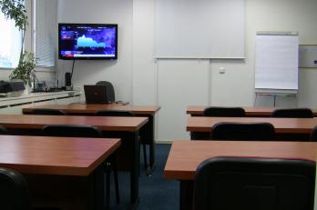 Školící prostory na Vyšehradě