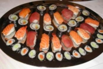 sushi umíme velmi dobře