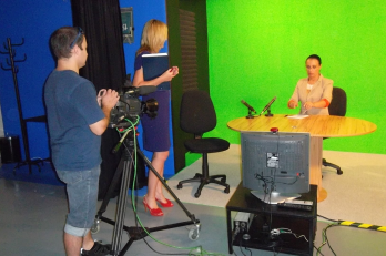 Media training - studio
