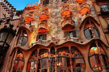 Antonio Gaudi -Screenshot