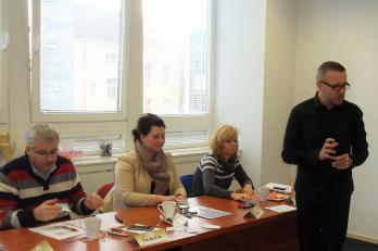 Firemní školení s Petrem Daňkem