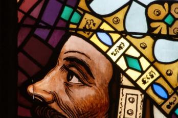 vitráž Sv. Vít