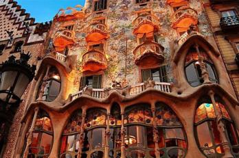 Antonio Gaudi -Screenshot